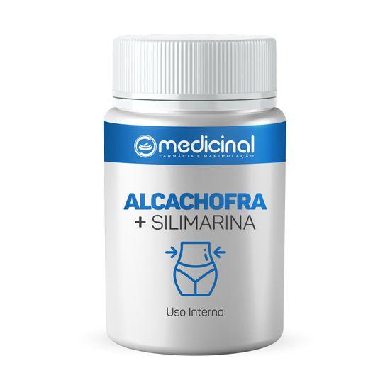 alcachofra-silimarina
