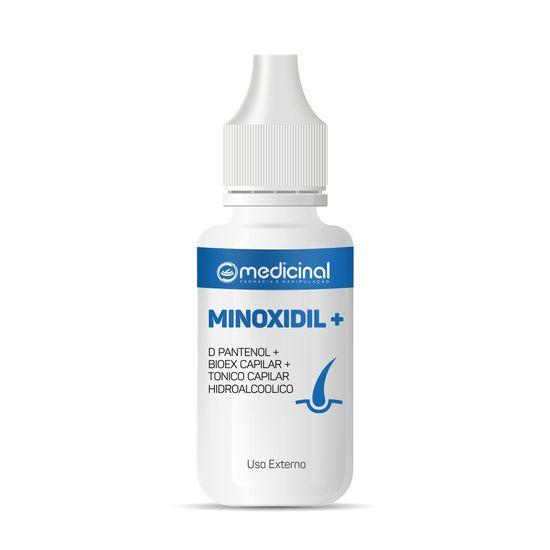 MINOXIDIL---D-PANTENOL---BIOEX-CAPILAR---TONICO-CAPILAR-HIDROALCOOLICO
