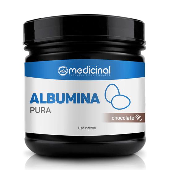 albumina-chocolate